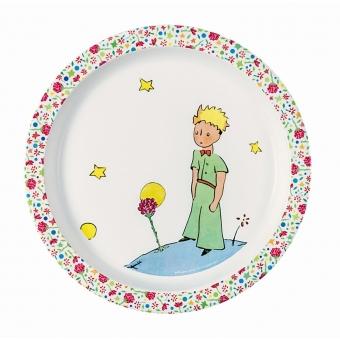 """Babyteller Motiv """"Der kleine Prinz"""" rosa"""