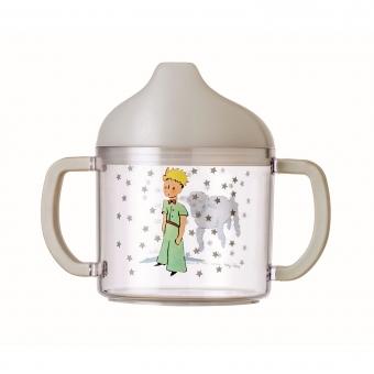 Lern-Trinkbecher grau Der kleine Prinz