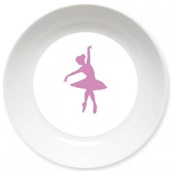 Ballett Schale flieder
