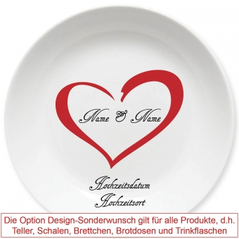 Ehrengast Design Sonderwunsch