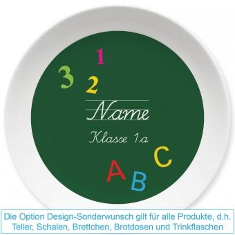 Schultafel Design Sonderwunsch
