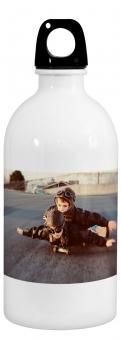 Ihr Foto & Design Alu-Trinkflasche mit Schraubverschluss, 500ml