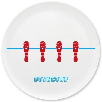 Boygroup Grill-/ Pizzateller türkis