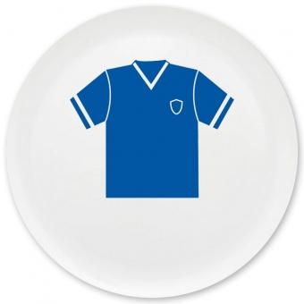 Trikot Grill-/ Pizzateller blau