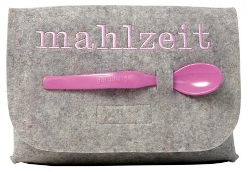 Mahlzeit Tasche (rosa)