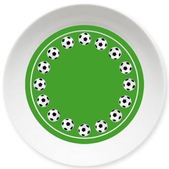 Fußball Schale grün