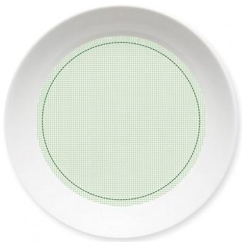 Kleinkariert Jungen Schale grün