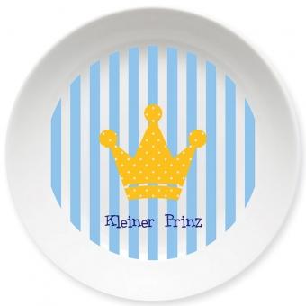 Prinz Schale hellblau