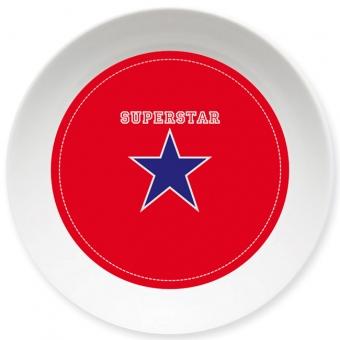 Superstar Schale rot