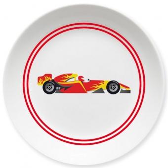 Racing Kleiner Teller rot